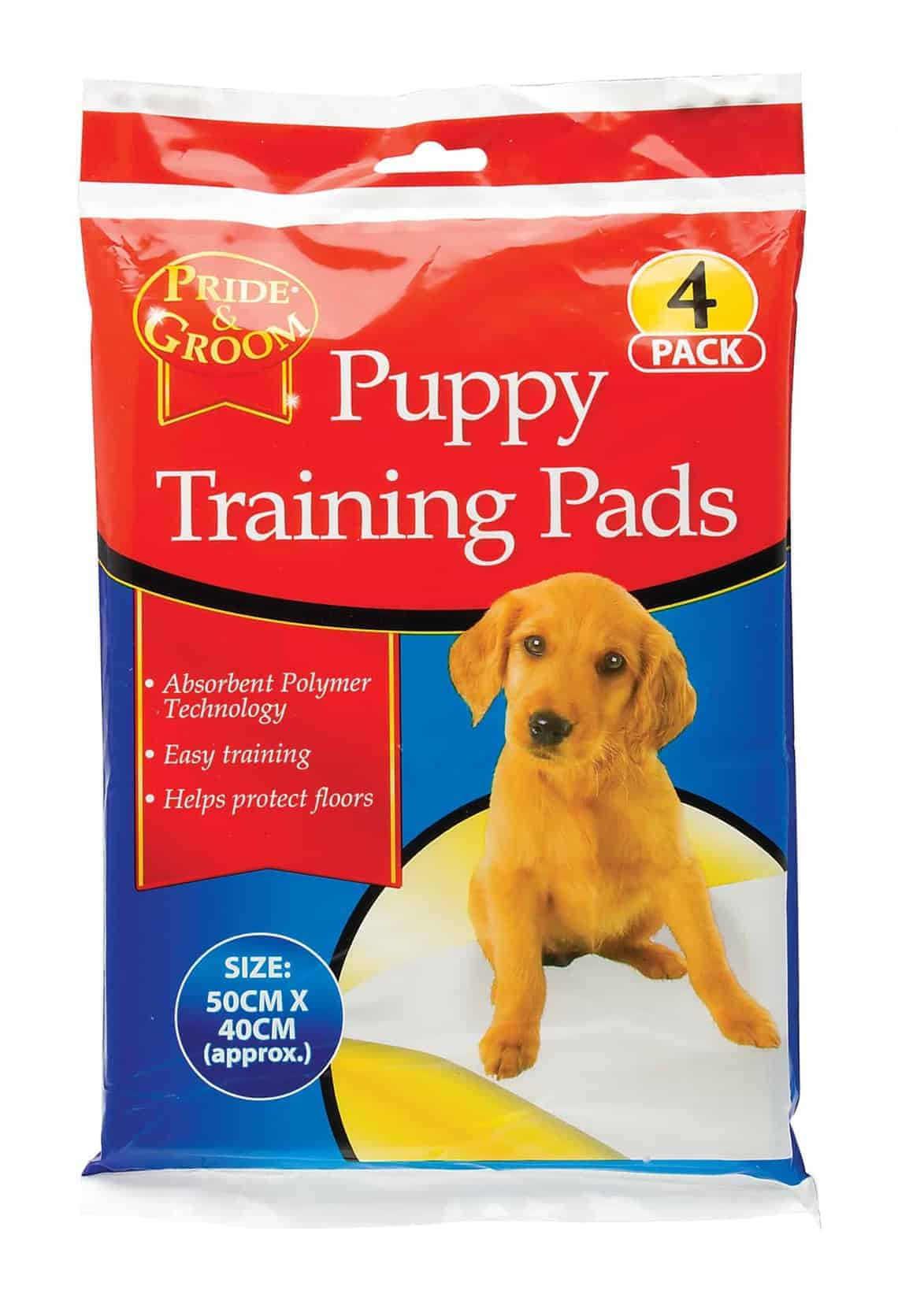 Pets At Play Puppy Training Mats-4Pk