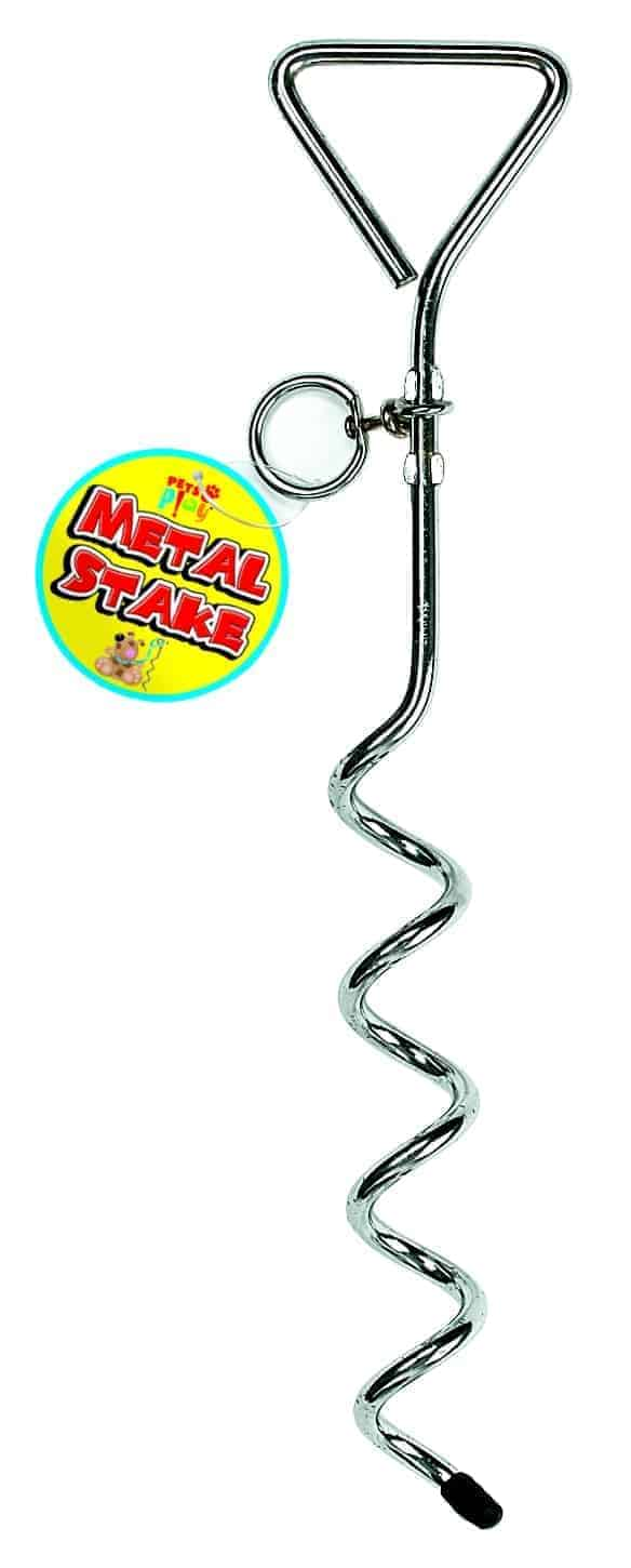Pets At Play Metal Stake