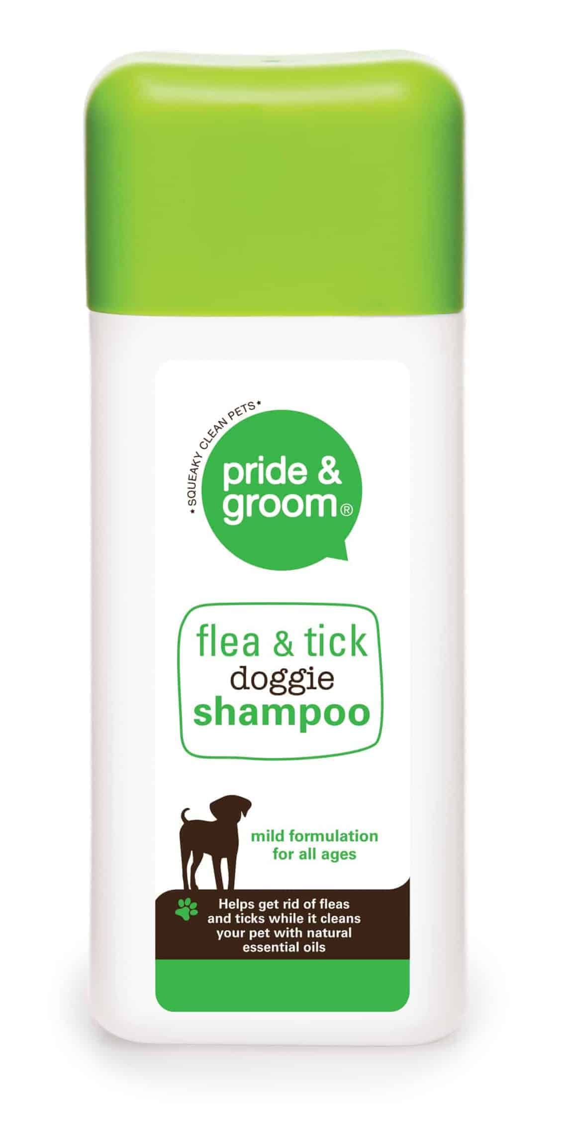 Pride and Groom Flea&Tick Shampoo-300Ml
