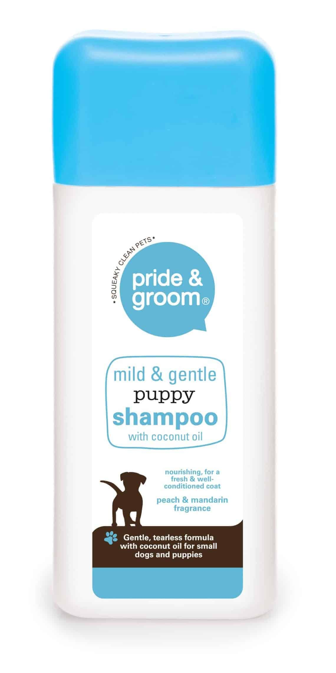 Pride and Groom Mild+Gentle Dog Shampoo