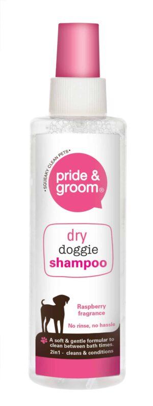 Pride and Groom Dry Dog Shampoo