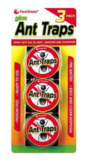 PestShield Ant Traps 3Pk