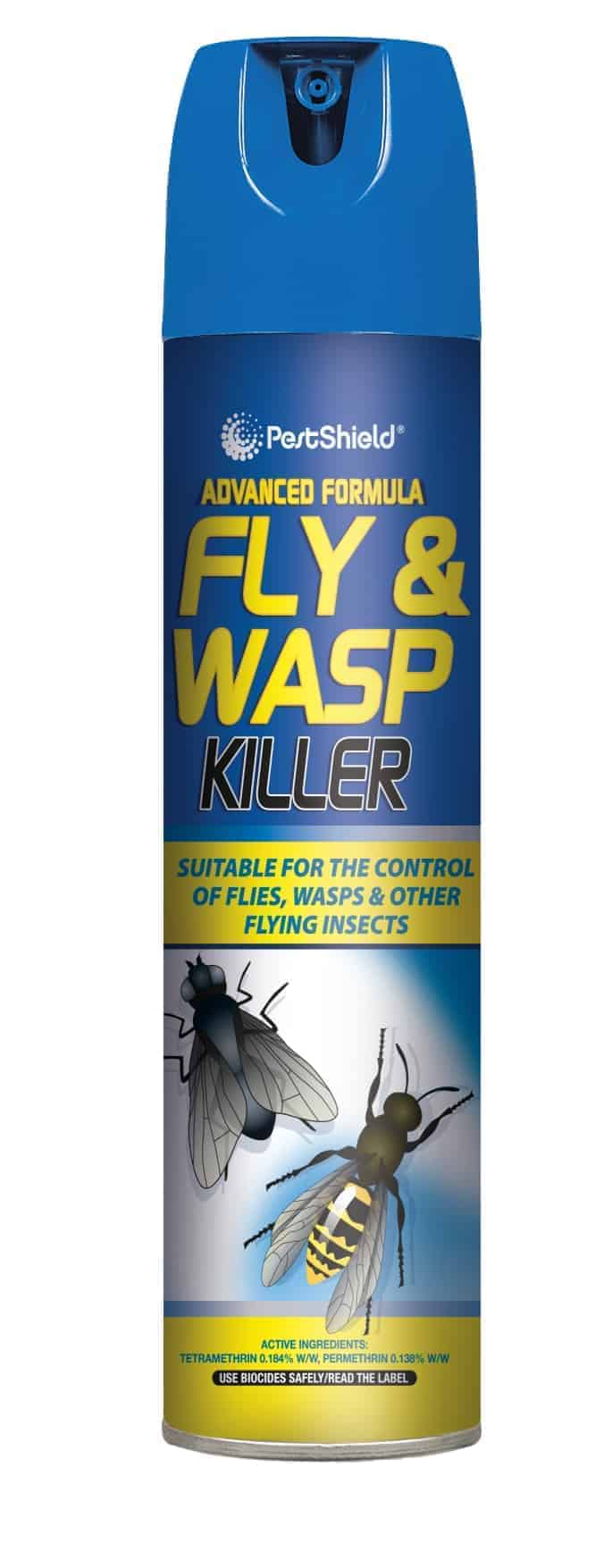 PestShield Fly And Wasp Killer -300Ml
