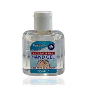 50Ml Hygenics Hand Sanitiser