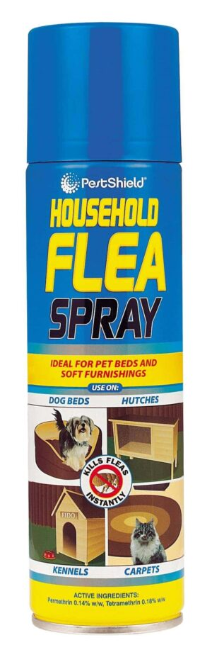 PestShield Flea Spray -200Ml