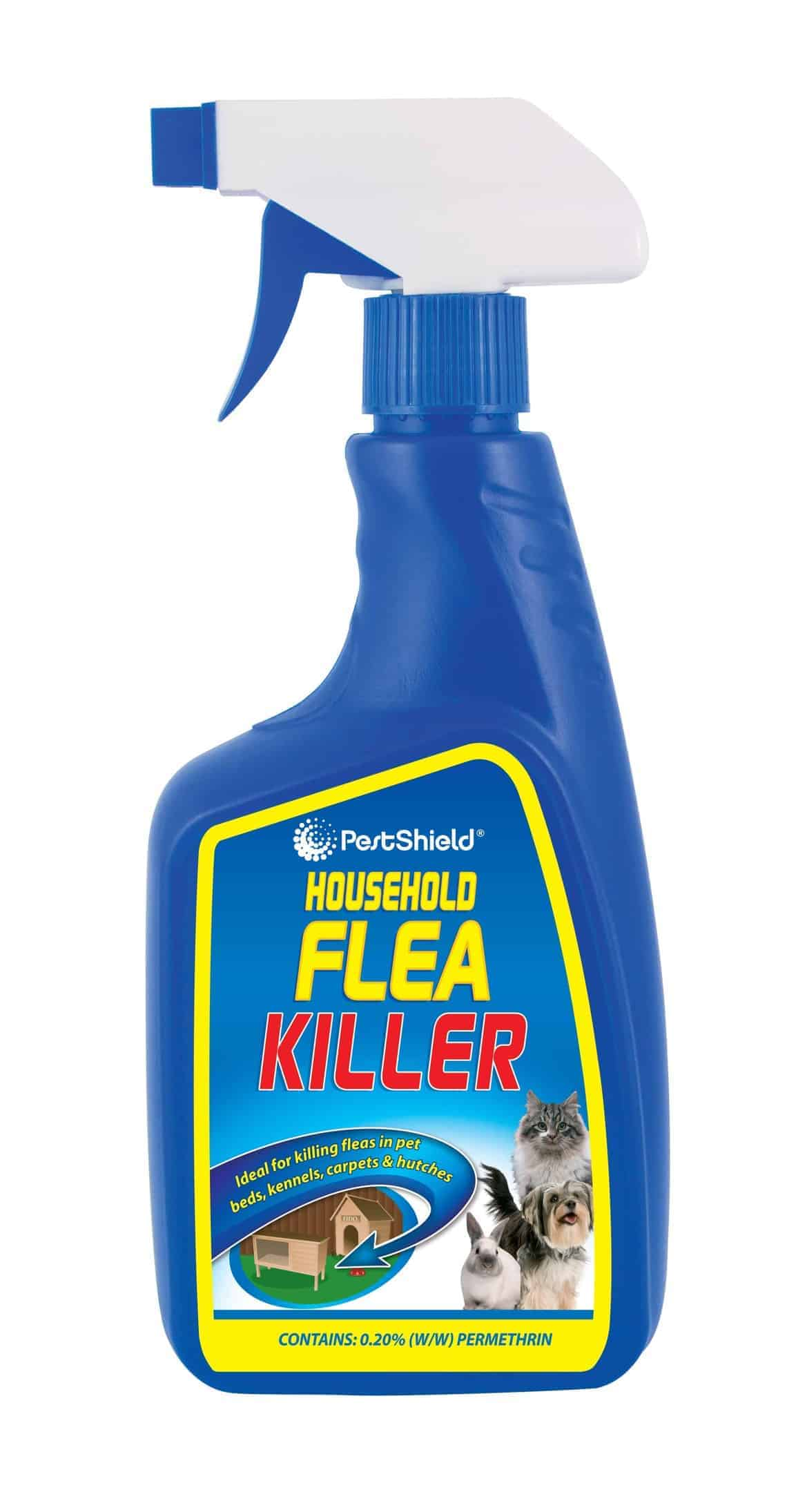 PestShield Flea Spray -500Ml