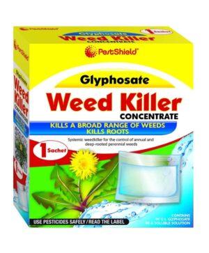 PestShield Glyphosate Weedkiller Concentrate - 1Pk