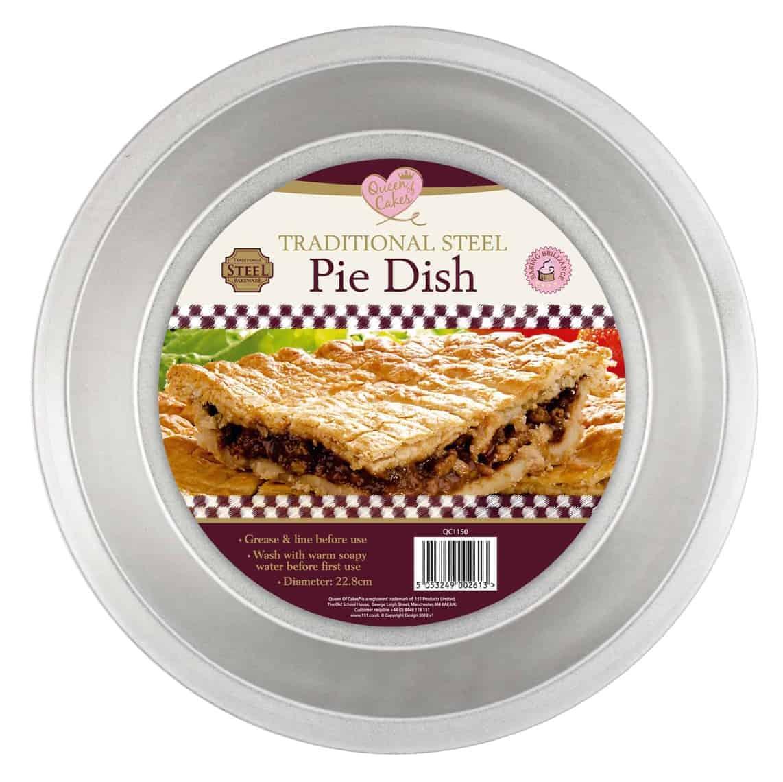 Queen Of Cakes Pie Dish