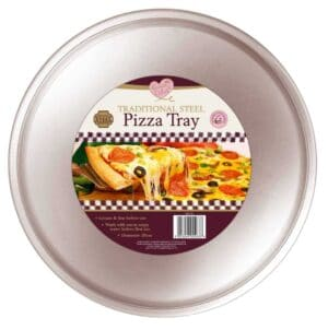 Queen Of Cakes Pizza Tray