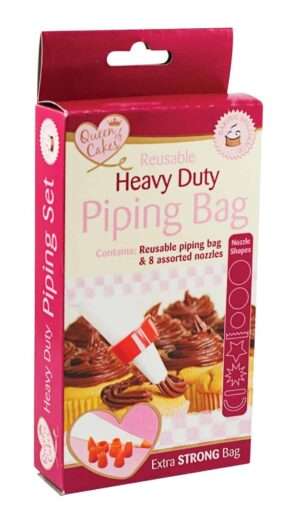 Queen Of Cakes Piping Bag-Heavy Duty