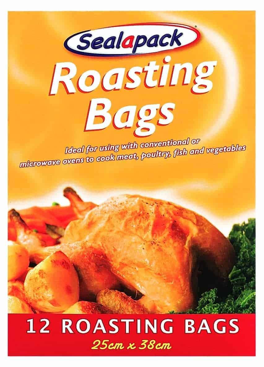 SealaPack 12Pk Roasting Bags-25X38