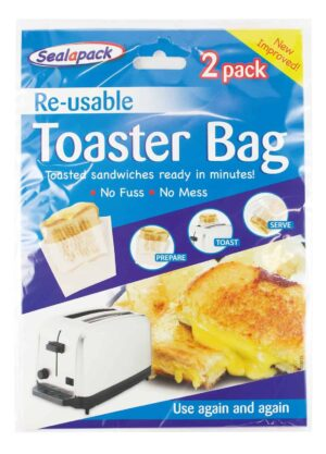 SealaPack Toaster Bags-2Pk