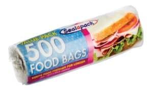 SealaPack 500 Foodbags (Roll)