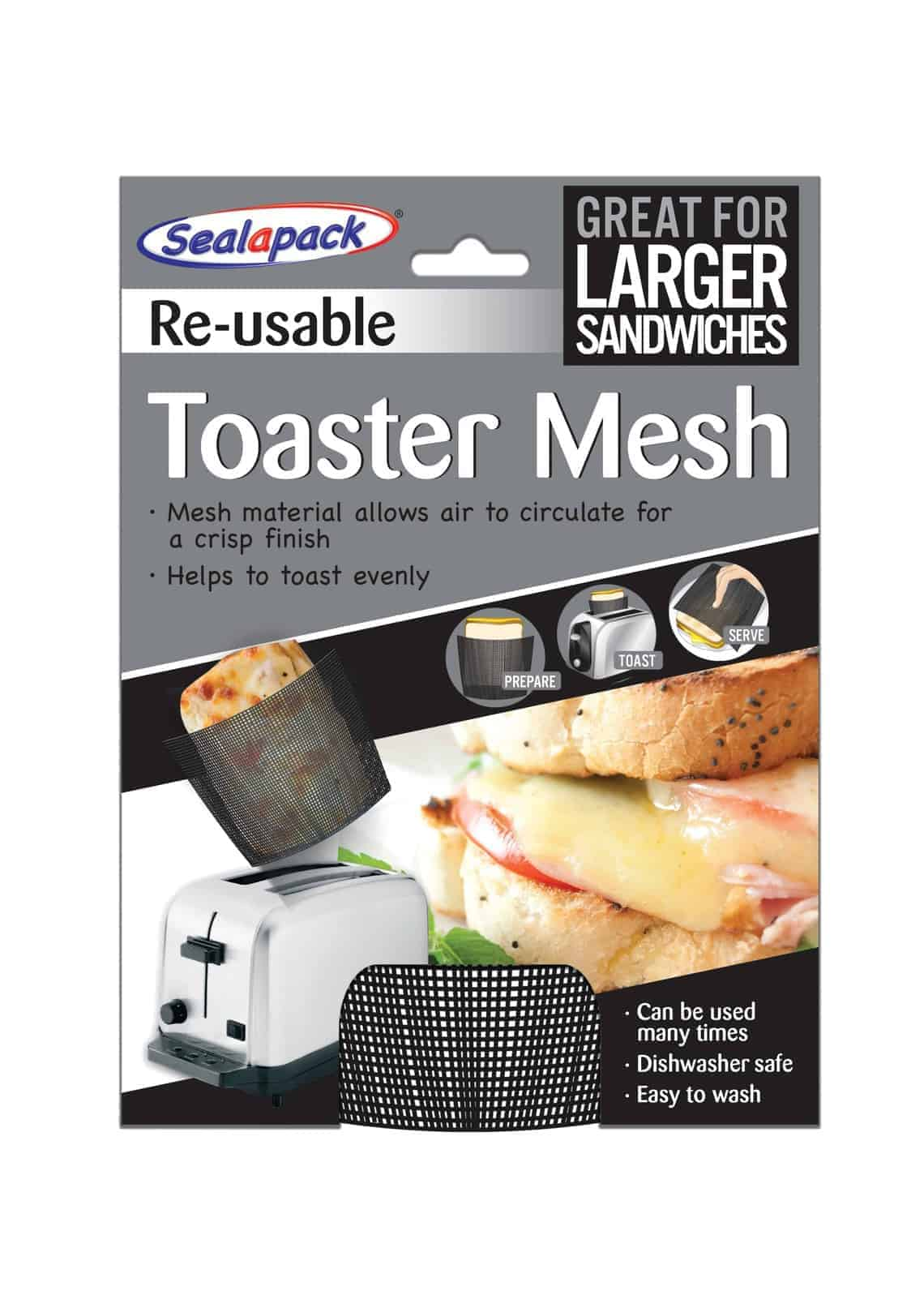 SealaPack Toaster Mesh Bag
