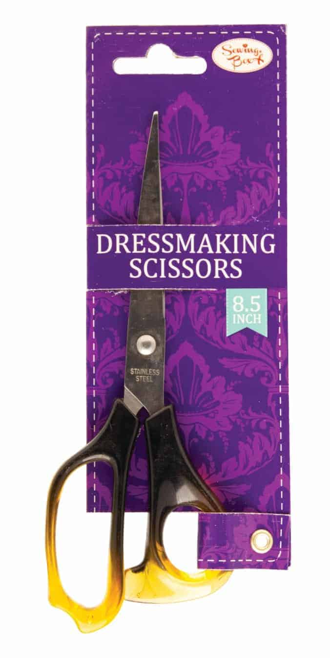 Sewing Box Dressmaking Scissors 8.5""