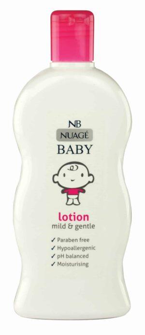 Nuage Baby Lotion Mild & Gentle 300Ml