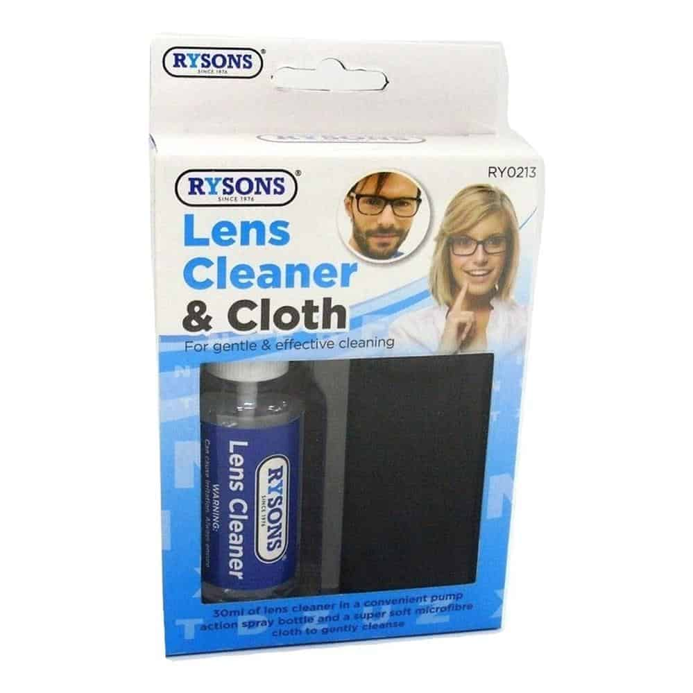 Lens Cleaner+Cloth