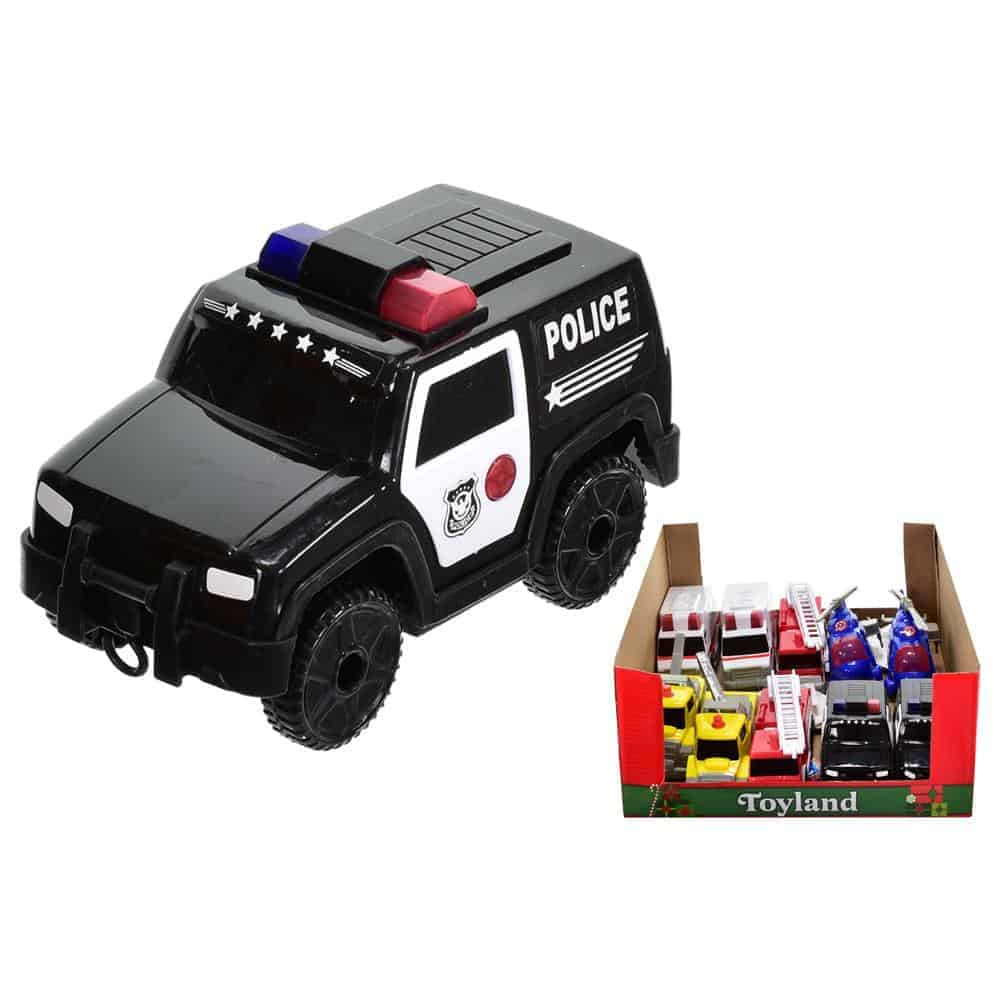 Ass Emergency Vehicles - Lite+Sound