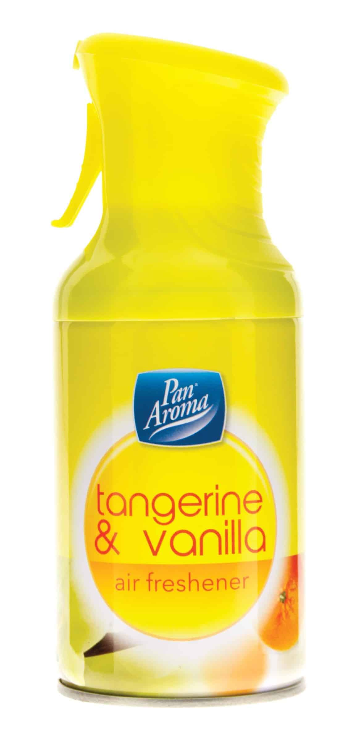 Pan Aroma Tangerine And Vanilla Trigger Spray 250Ml