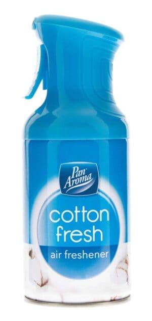 Pan Aroma Cotton Fresh Air Freshner -Trigger Spray-250Ml