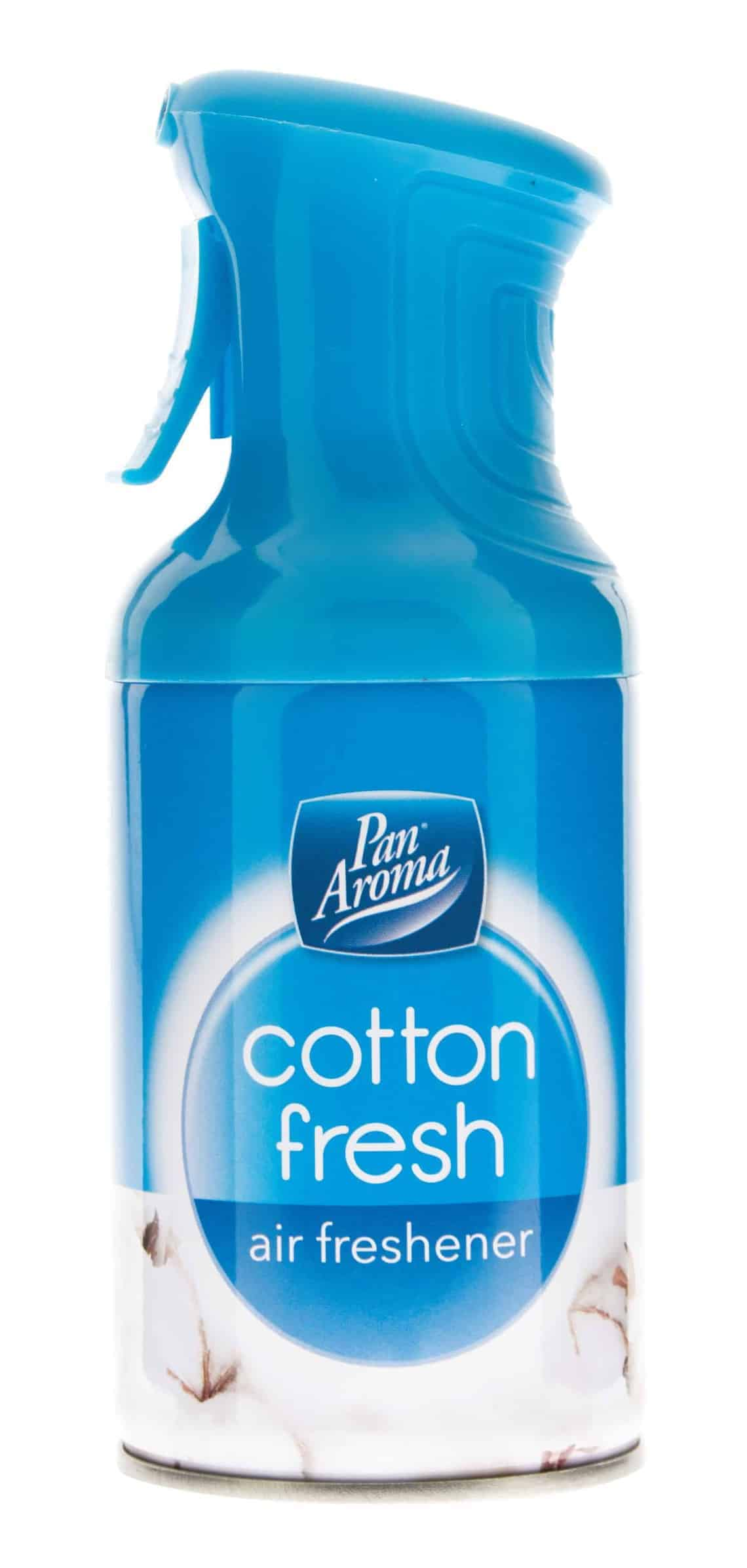 Pan Aroma Cotton Fresh Air Freshner -Trigger Spray-250Ml
