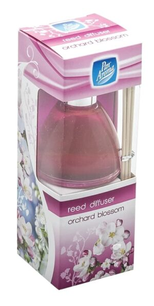 Pan Aroma Dome Reed Diffuser-Orchid Blossom