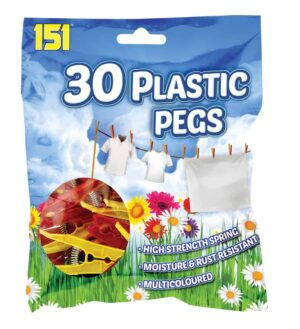 151 products Pegs -30Pk Plastic