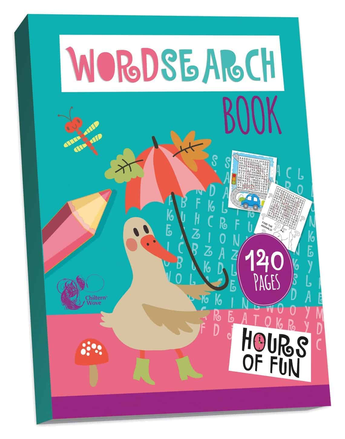 Chiltern Wove Really Big Wordsearch Book