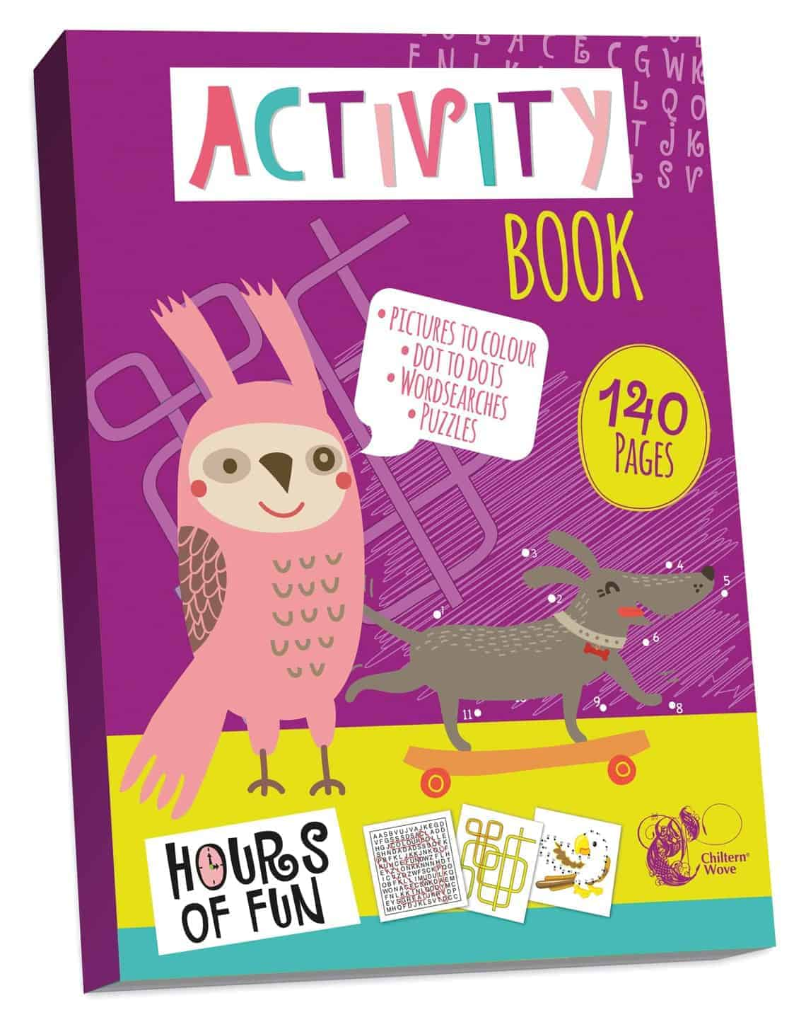 Chiltern Wove Really Big Activity Book
