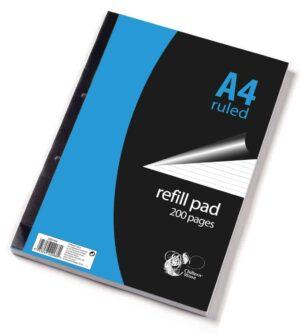 Chiltern Wove 100 Sheet A4 Refill Pad