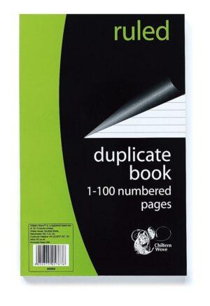 Chiltern Wove Duplicate Book