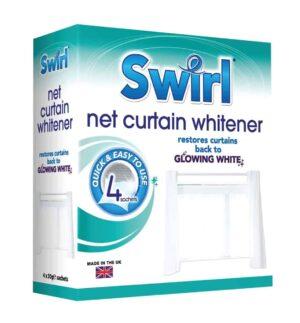 Swirl 4Pk Net Curtain Whitener