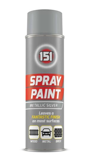 151 Products Silver Spray Paint