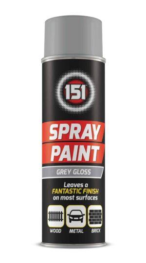 151 Products Grey Gloss Spray-250Ml