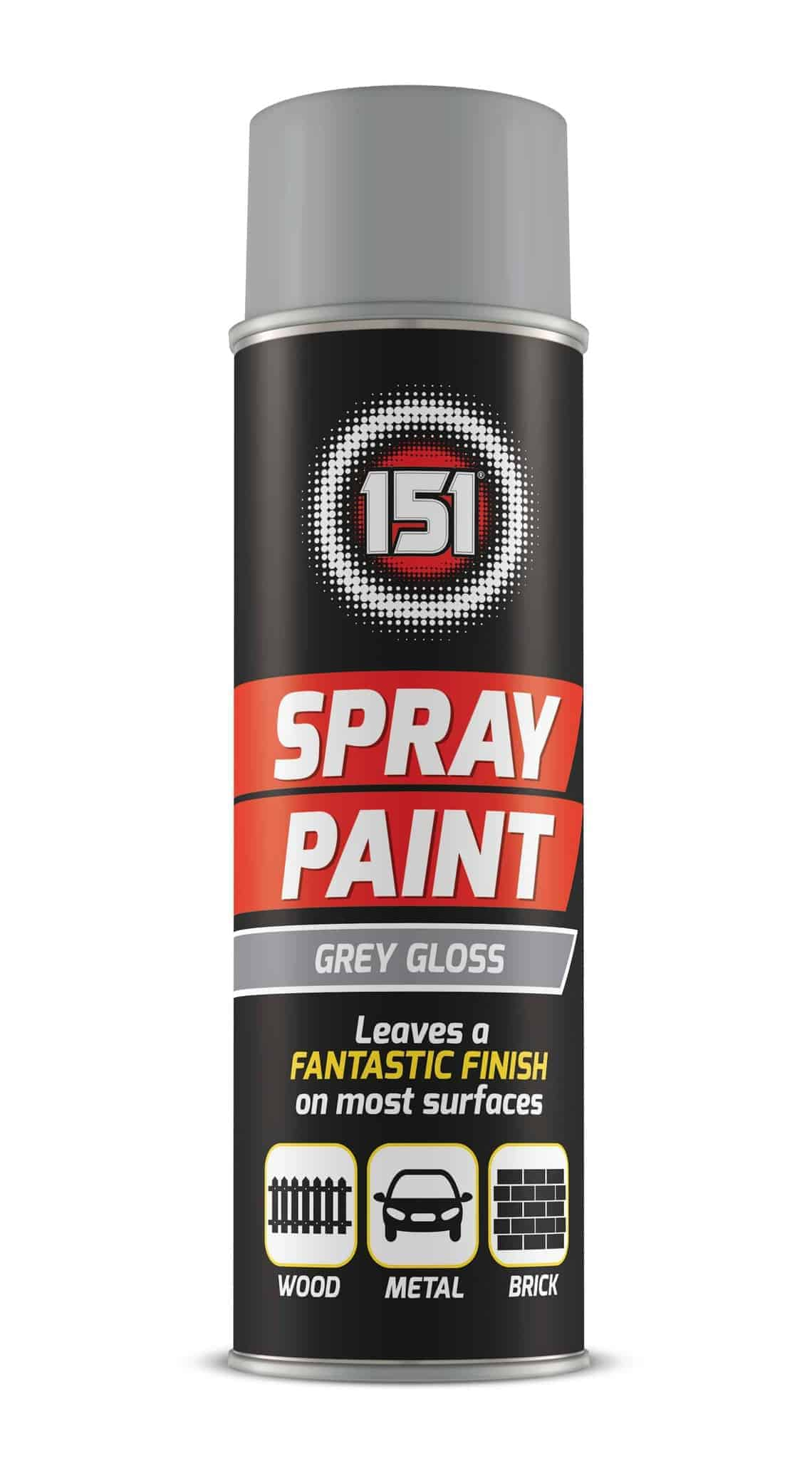 151 Products Grey Gloss Spray-250Ml