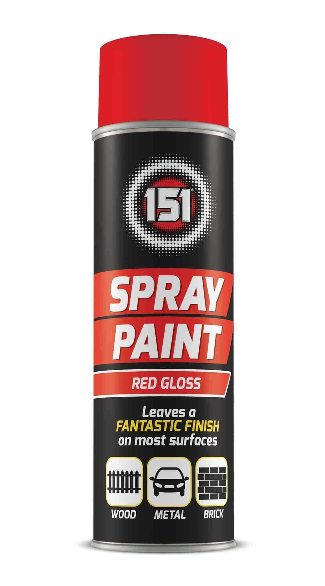 151 Products Red Spray