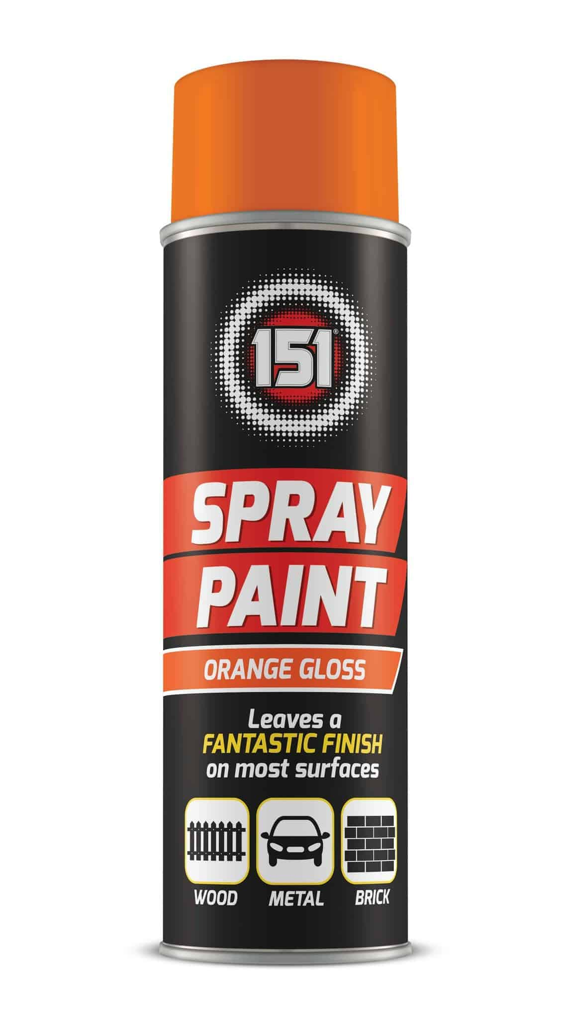 151 Products Orange Gloss Spray