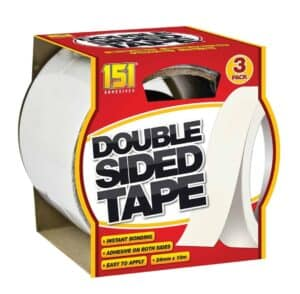 151 Products 151 Double Sided Tape-3Pk