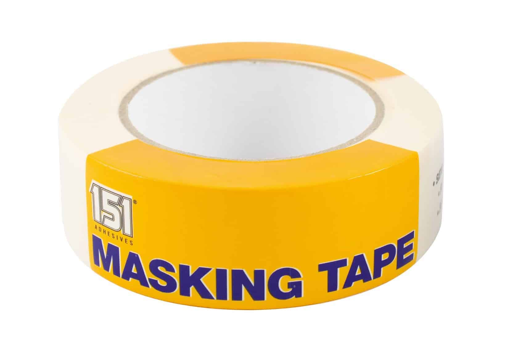 151 Products 38mm x 50m Masking Tape