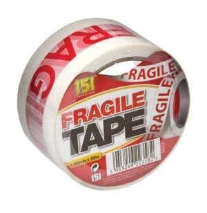 151 Products Fragile Tape 50M x 48mm