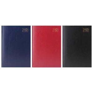 2021 A5 Diary W-T-V ( 8X10 Per Case)