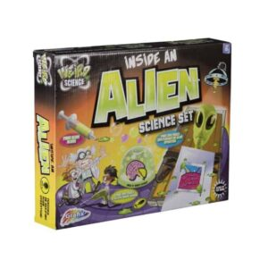 Inside An Alien Science Set