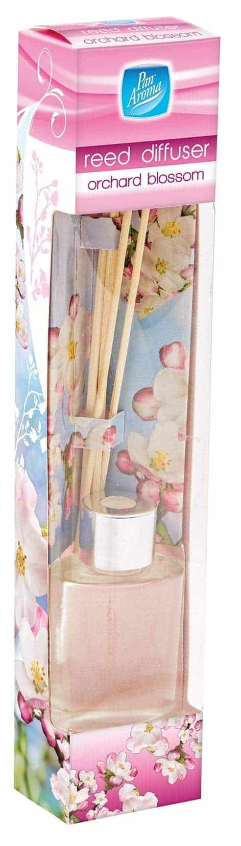 Pan Aroma 30Ml Reed Diffuser - Orchard Blossom