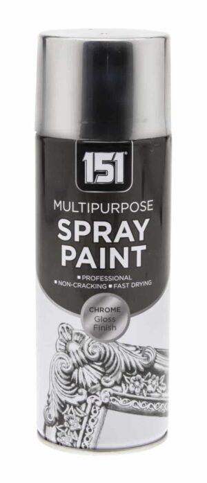 Chrome Paint Spray-400Ml