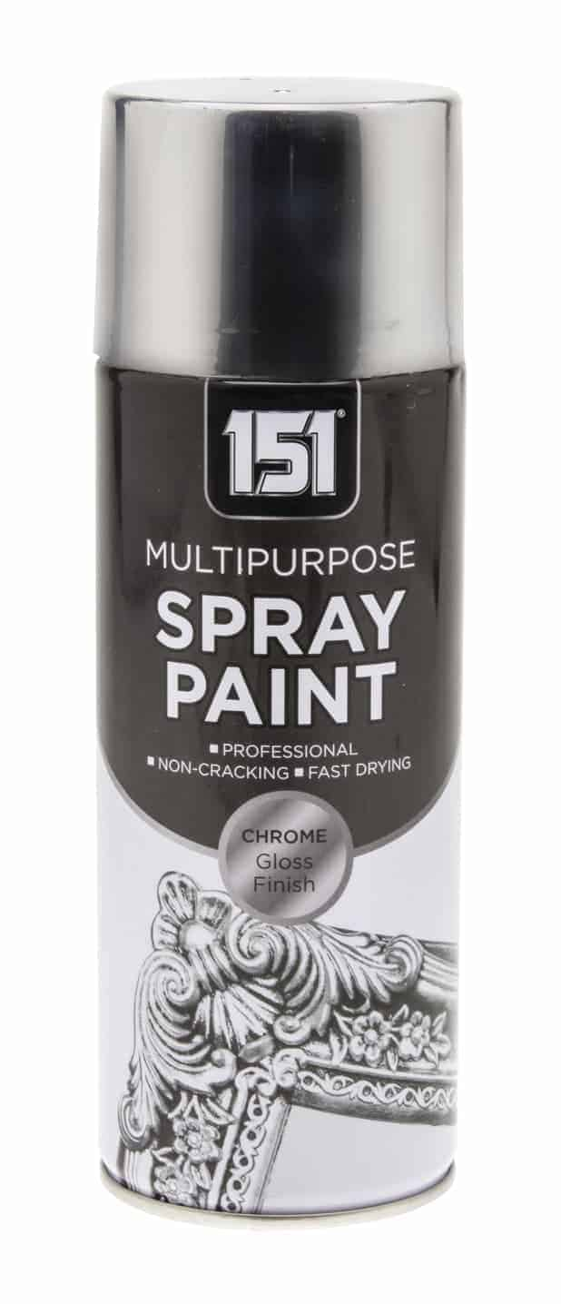 Chrome Paint Spray-400Ml