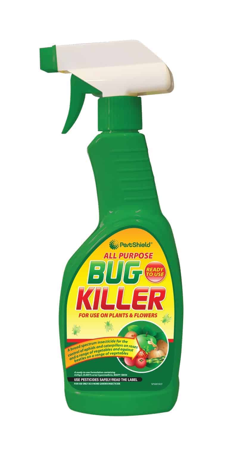 Pest Shield 500ml Bug Killer Spray