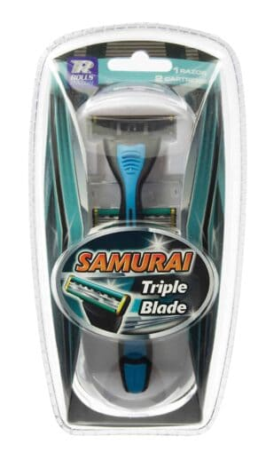 Rolls Razor Samurai Triple Blade Razor