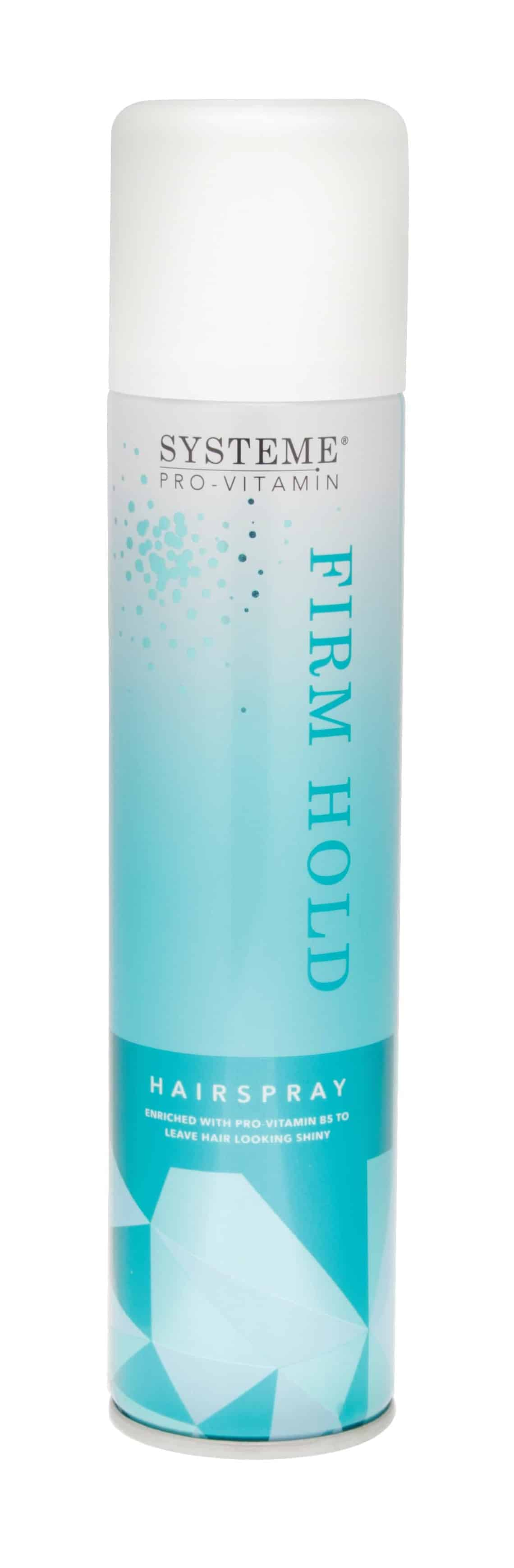 Systeme Pro Vitamin Firm Hold Hairspray 300Ml
