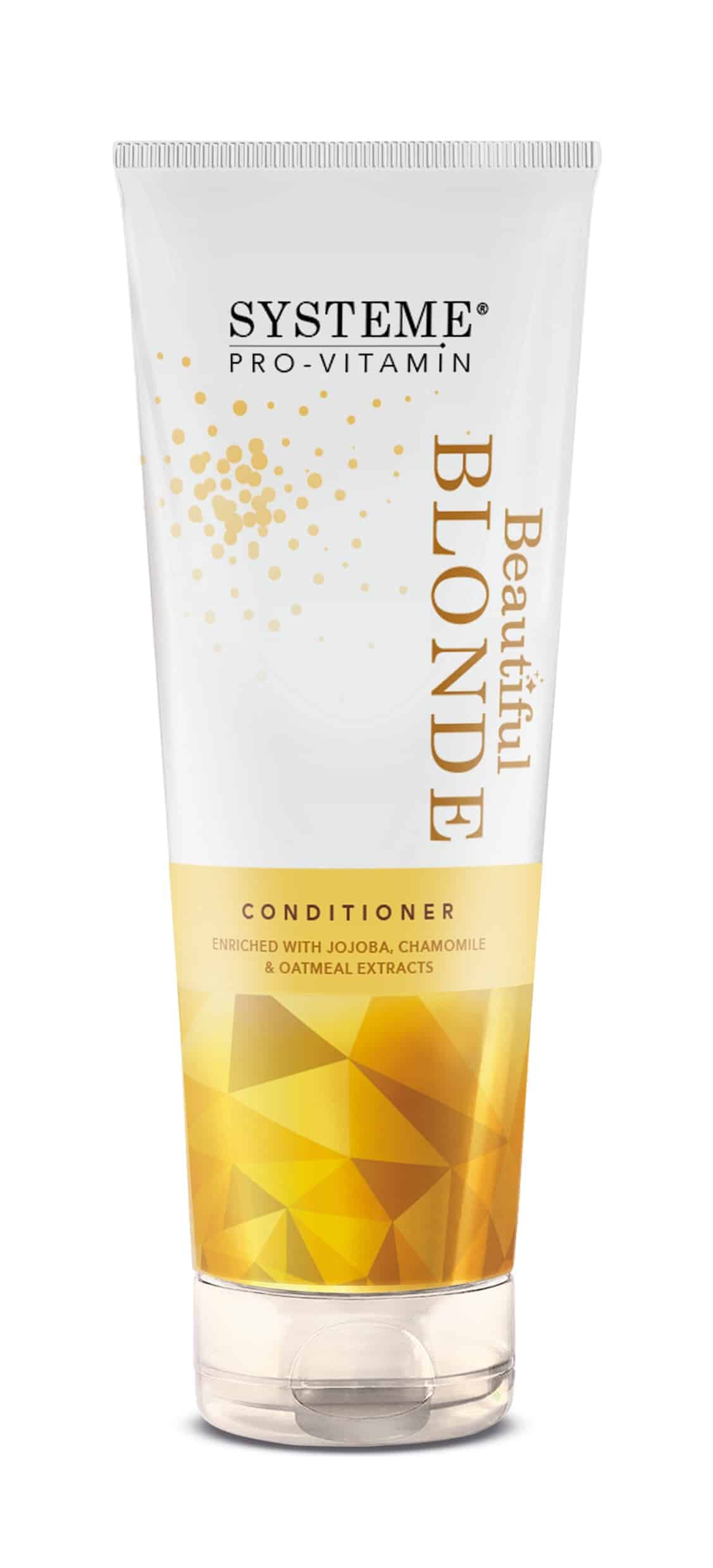 Systeme Pro Vitamin Beautiful  Blonde Conditioner