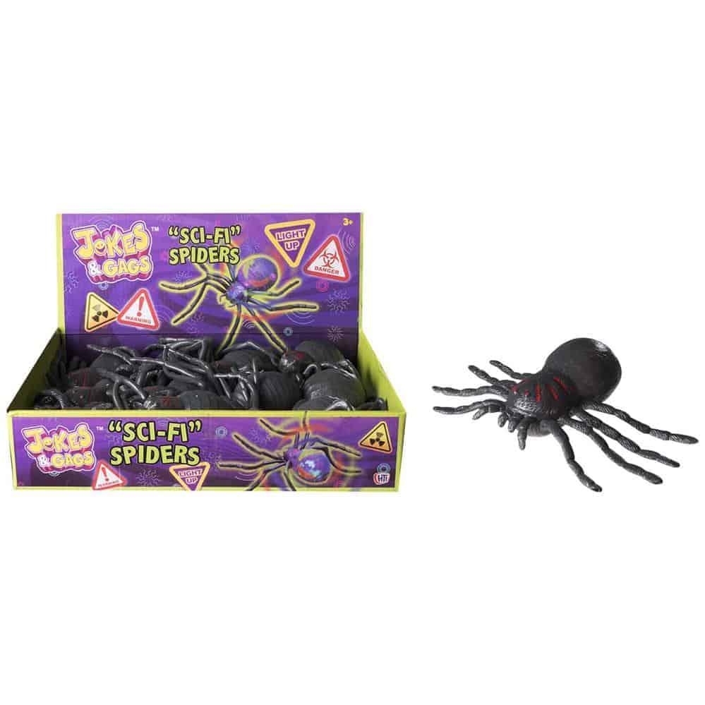 Sci-Fi Spiders